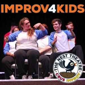 Improv4Kids Summer Camp