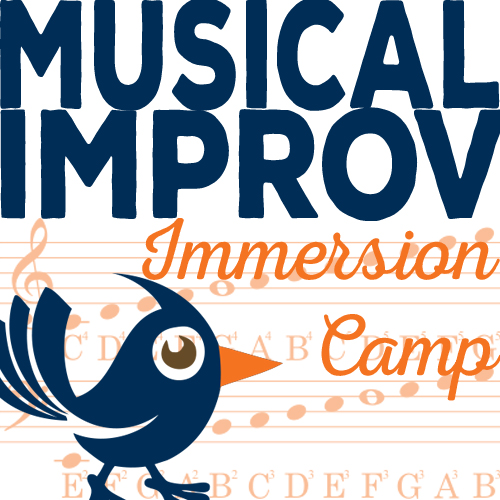 Musical Improv Immersion Camp