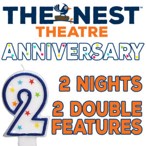 The Nest Theatre celebrates their 2nd Anniversary