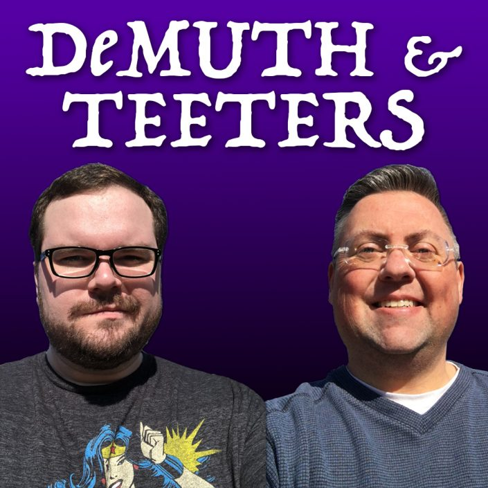 DeMuth & Teeters: Duo Longform Improv