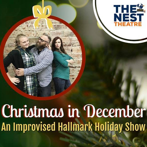 Christmas in December: An Improvised Hallmark Holiday Show