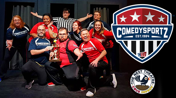 ComedySportz All-Ages Improv