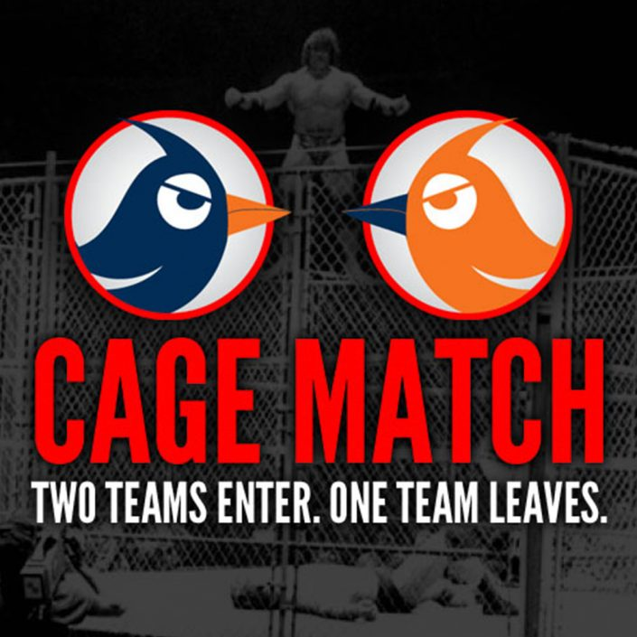 Cagematch: Independent Team Improv Competition