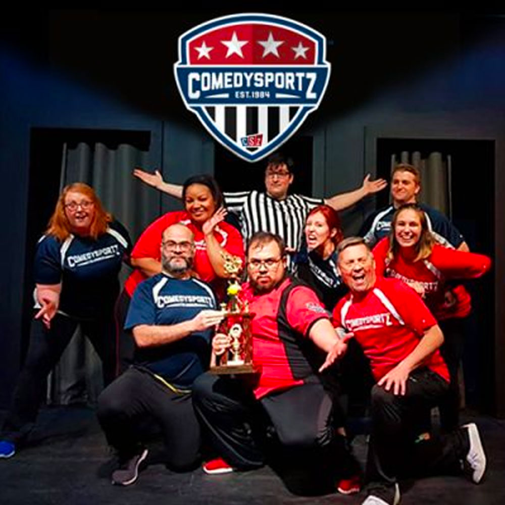 ComedySportz All-ages Competitive Improv