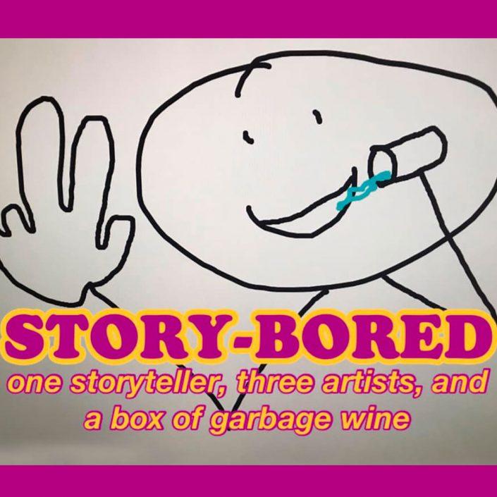 Storybored: Improvised Story